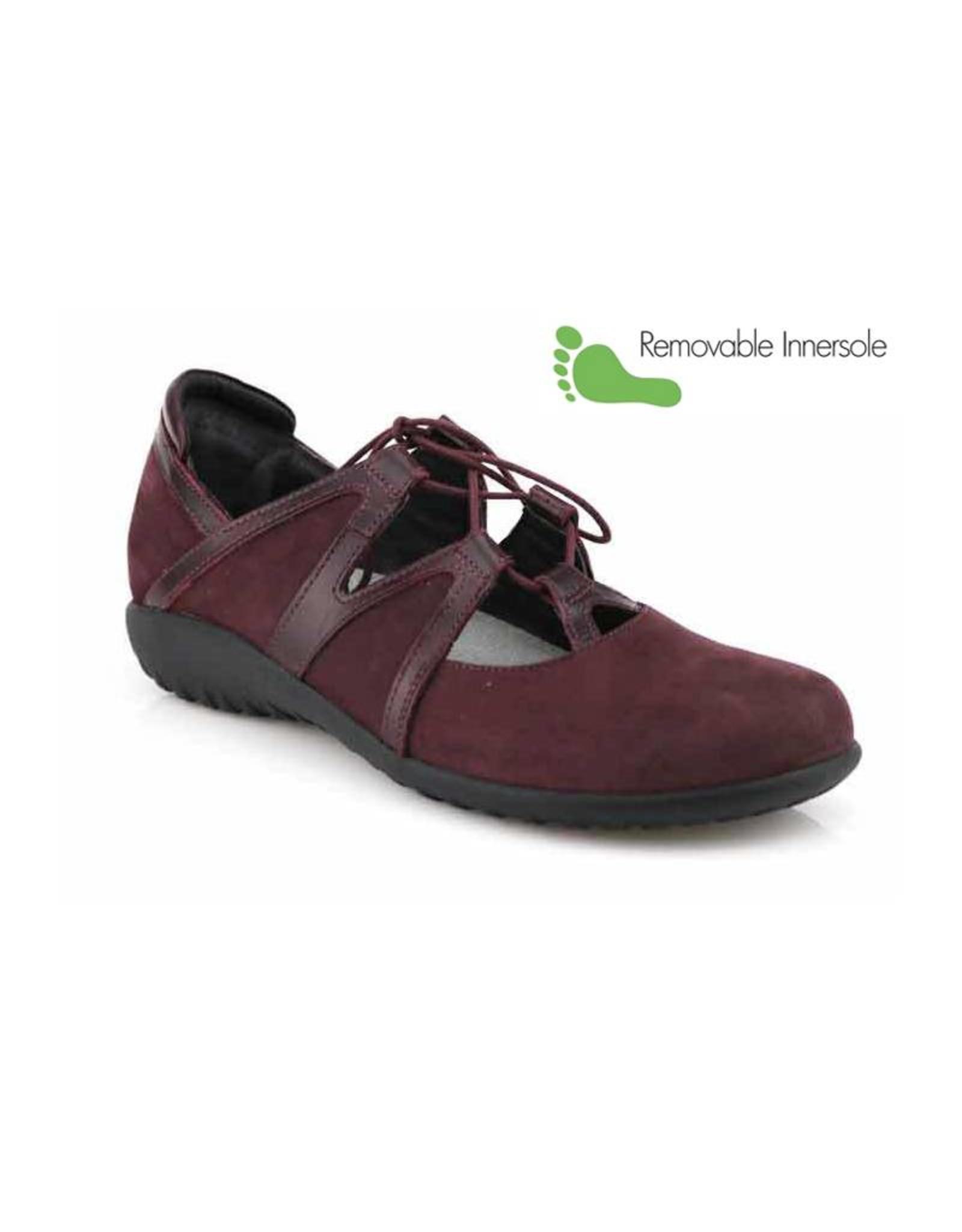 Naot Footwear Timu Bordeaux Violet Combo