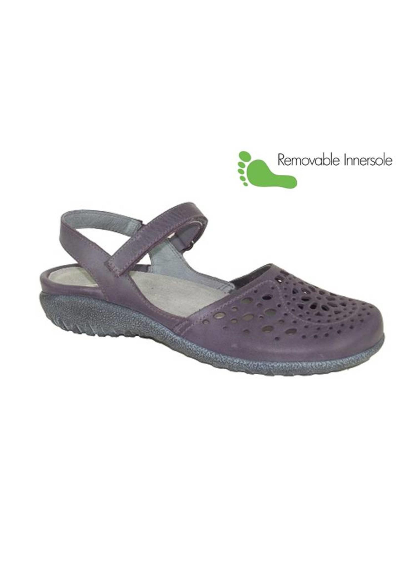 Naot Footwear Arataki in Brushed Purple