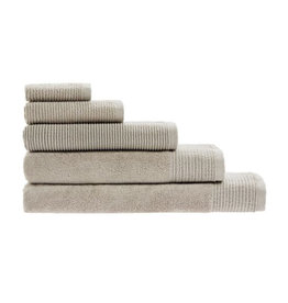 Linen House Bath Towel RIBA Taupe