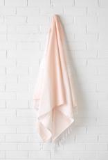 Linen House Beach Towel Hammam Peach