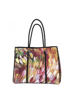 Utopia Neoprene Tote Bag - Gloria Petyarre 137