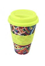 Utopia Bamboo Eco Coffee Cup 192 - Betty Club