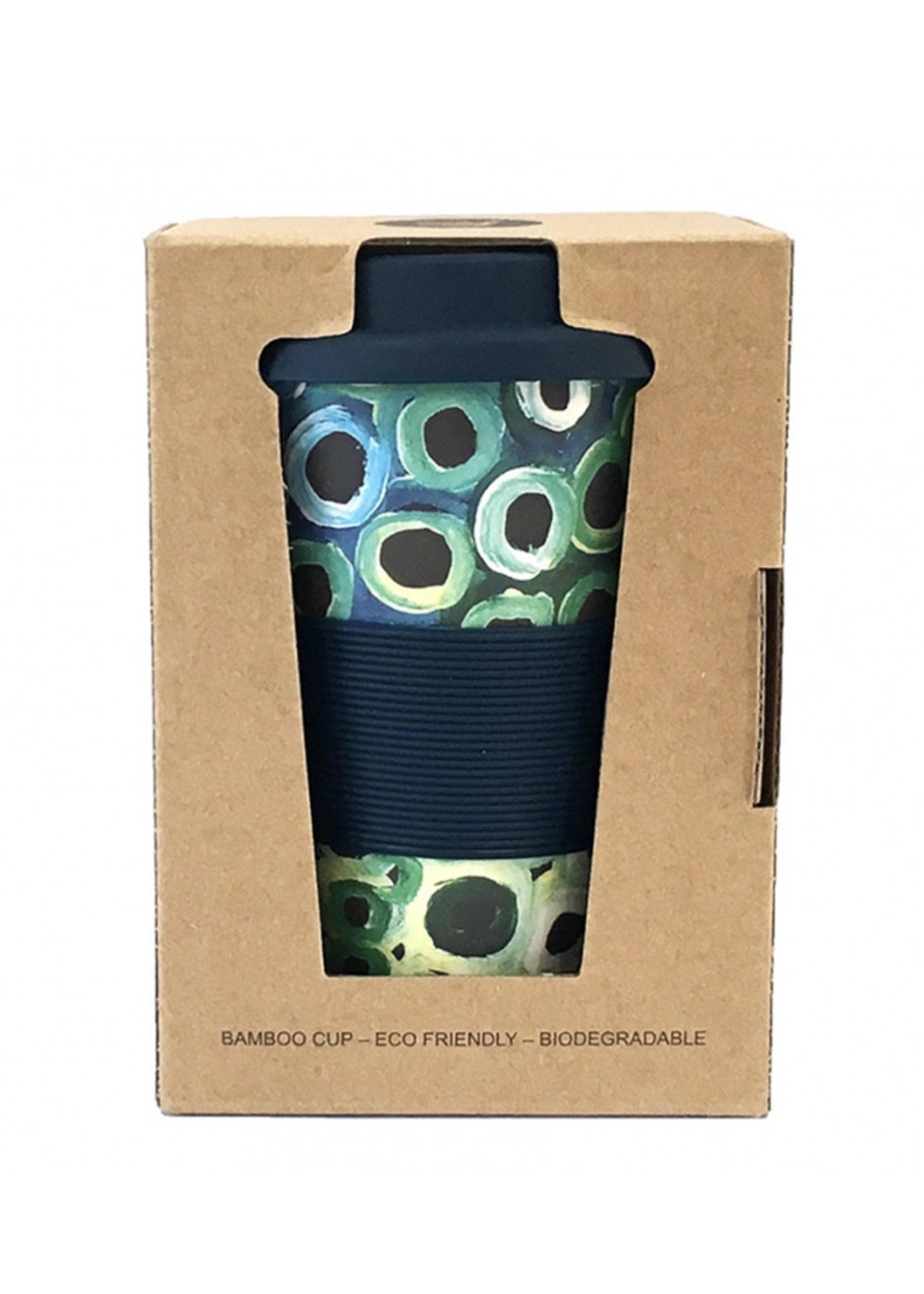 Utopia Bamboo Eco Coffee Cup 172 - Lena Pwerle
