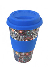 Utopia Bamboo Eco Coffee Cup 147 - Colleen Wallace