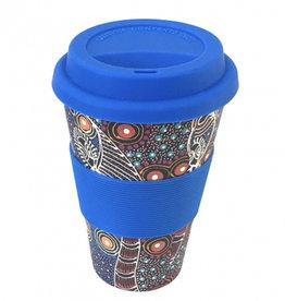 Utopia Bamboo Eco Coffee Cup 147 - Colleen Wallace