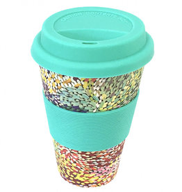 Utopia Bamboo Eco Coffee Cup 129 - Janelle Stockman