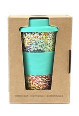 Utopia Bamboo Eco Coffee Cup 129 - Janelle Stockman