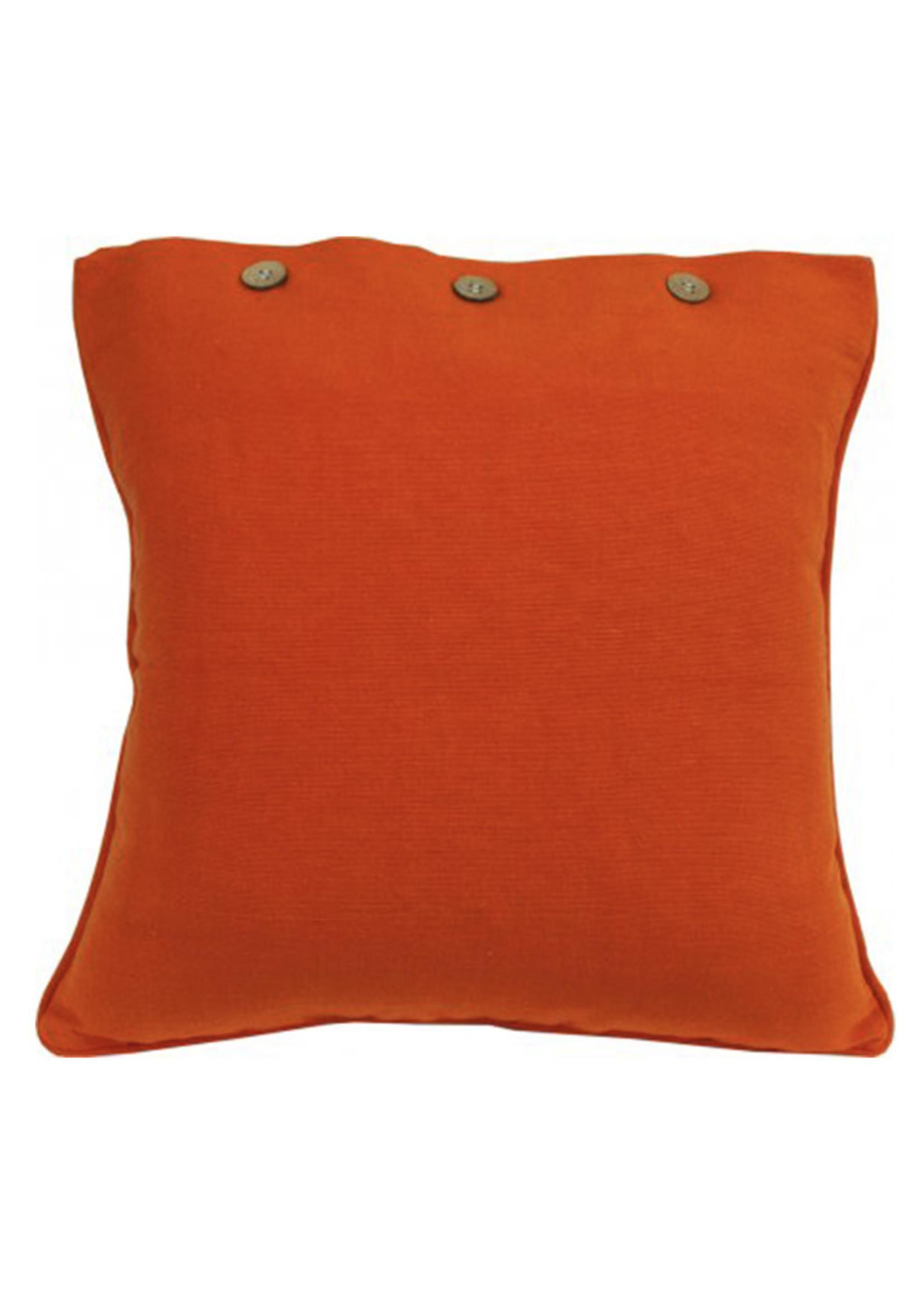 Craft Studio Orange Cushion Cover 40x40cm