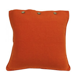 Craft Studio Orange Cushion Cover 40x40cm