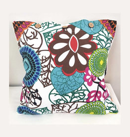 Craft Studio Africa Euro Cushion Cover 60x60cm