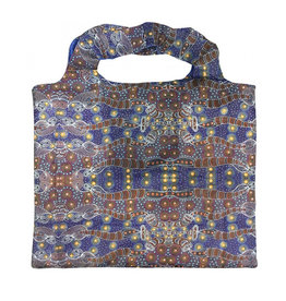Utopia Foldable Shopping Bag - Colleen Wallace