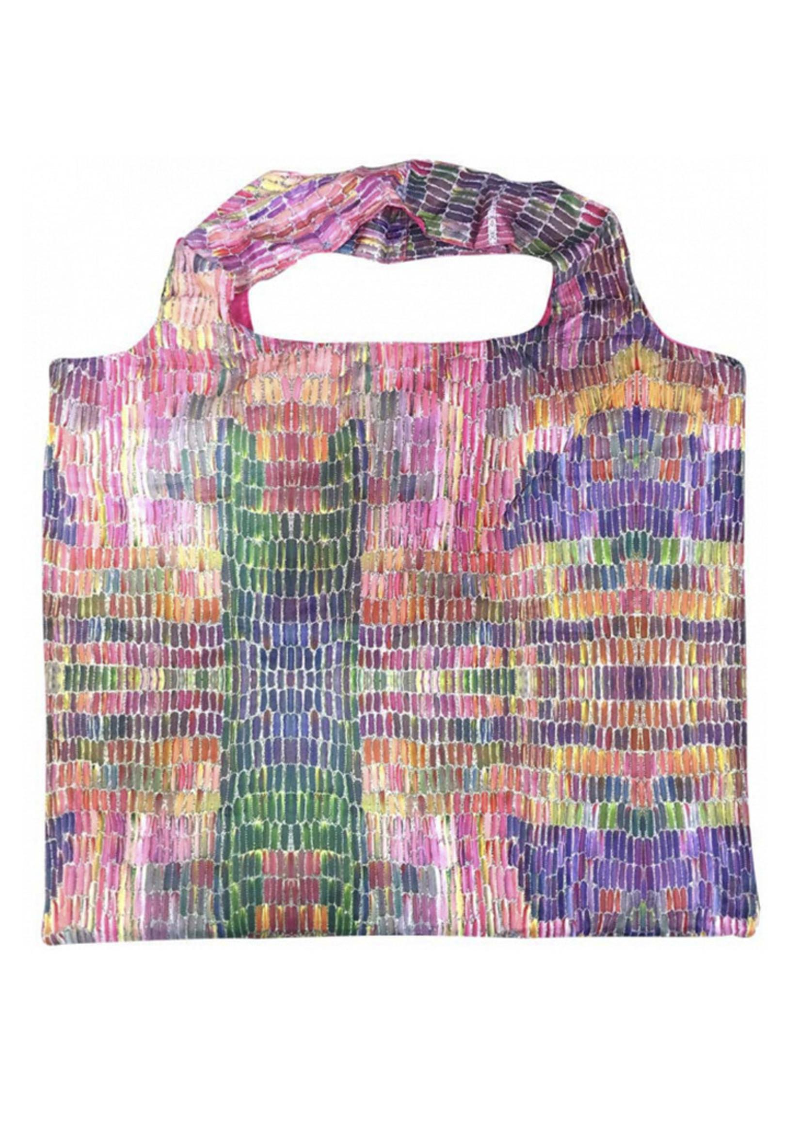 Utopia Foldable Shopping Bag - Jeannie Mills