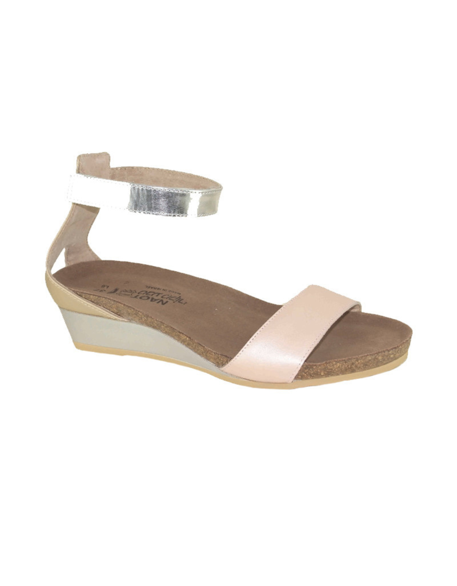 Naot Footwear Pixie in Pearl Rose Combo