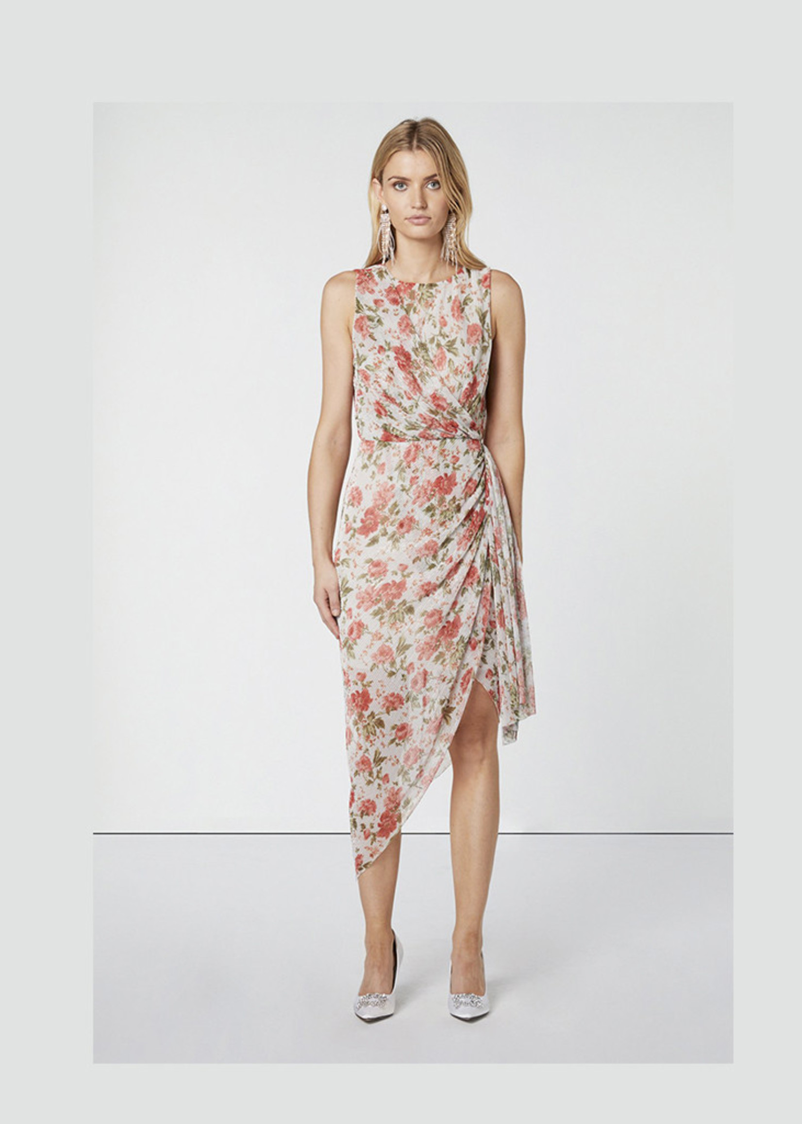 Elliatt Blessing Dress Pink Multi