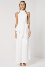Elliatt Adeline Jumpsuit in White