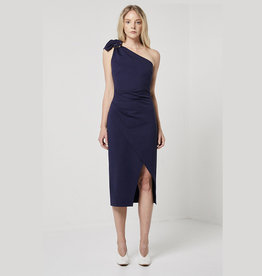 Elliatt Fox Dress in Navy