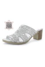 Zola Harika in White Shimmer