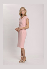 Pink Ruby Summer Delight Dress - Dusty Pink