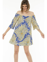 Totem Serefina Dress in Harmony Blue
