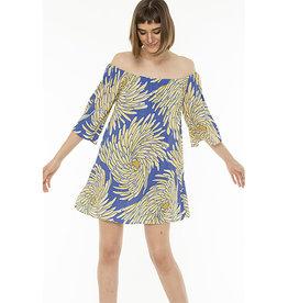 Totem Serefina Dress in Harmony Blue