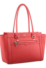 Morrissey Structured Leather Tote MO2201