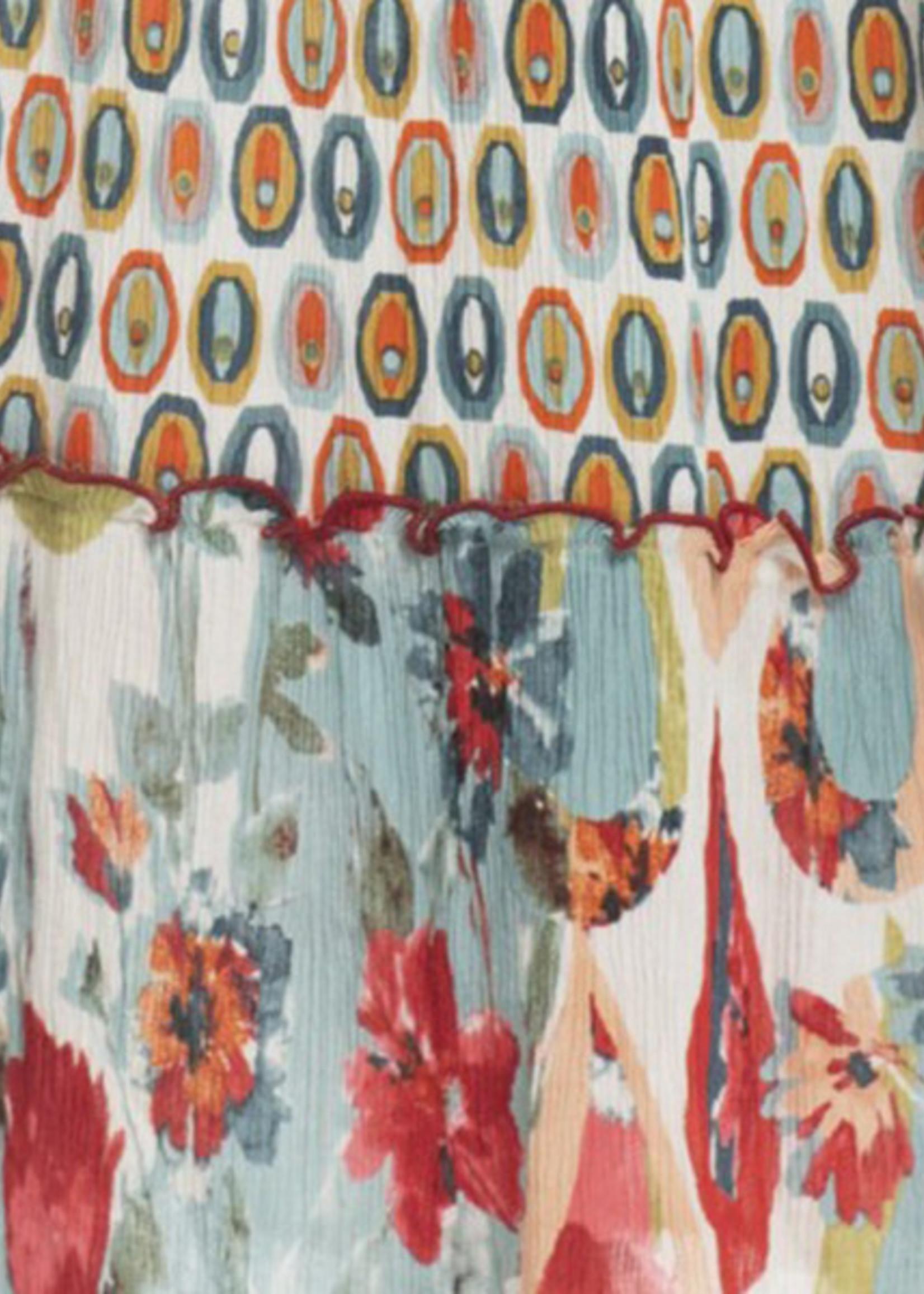Orientique Kefalonia Dress Print