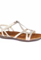 Naot Footwear Dorith in Pearl Patent
