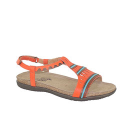 Naot Footwear Odelia in Orange Combo