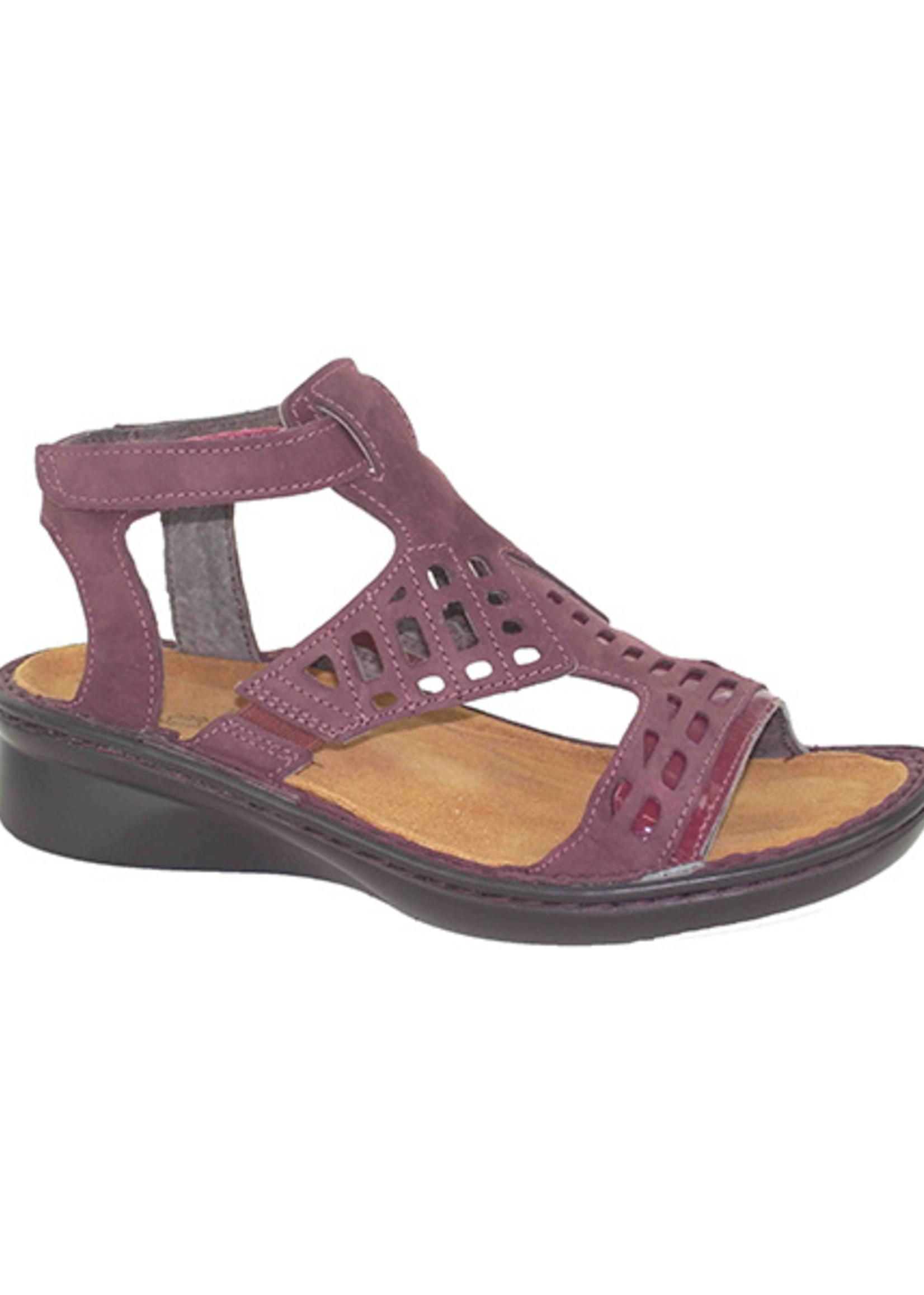 Naot Footwear String in Shiraz Combo