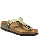 Birkenstock Gizeh - Icy Metallic Stone Gold BF