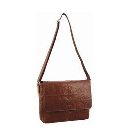 Pierre Cardin Computer Bag - Chestnut (PC2796)