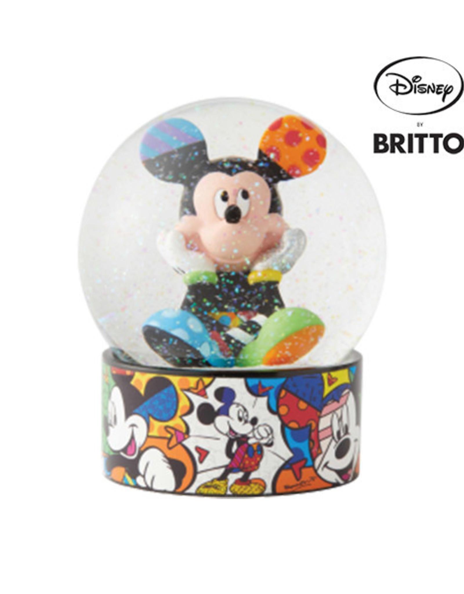 Britto Water Globe - Mickey Mouse