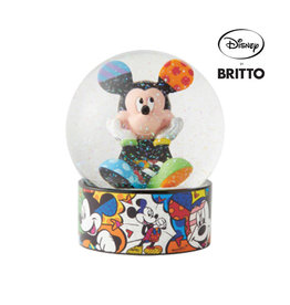 Britto Water Globe - Mickey Mouse