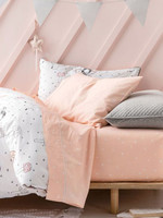 Linen House Hiccups SB S/Set Enchanted Peach