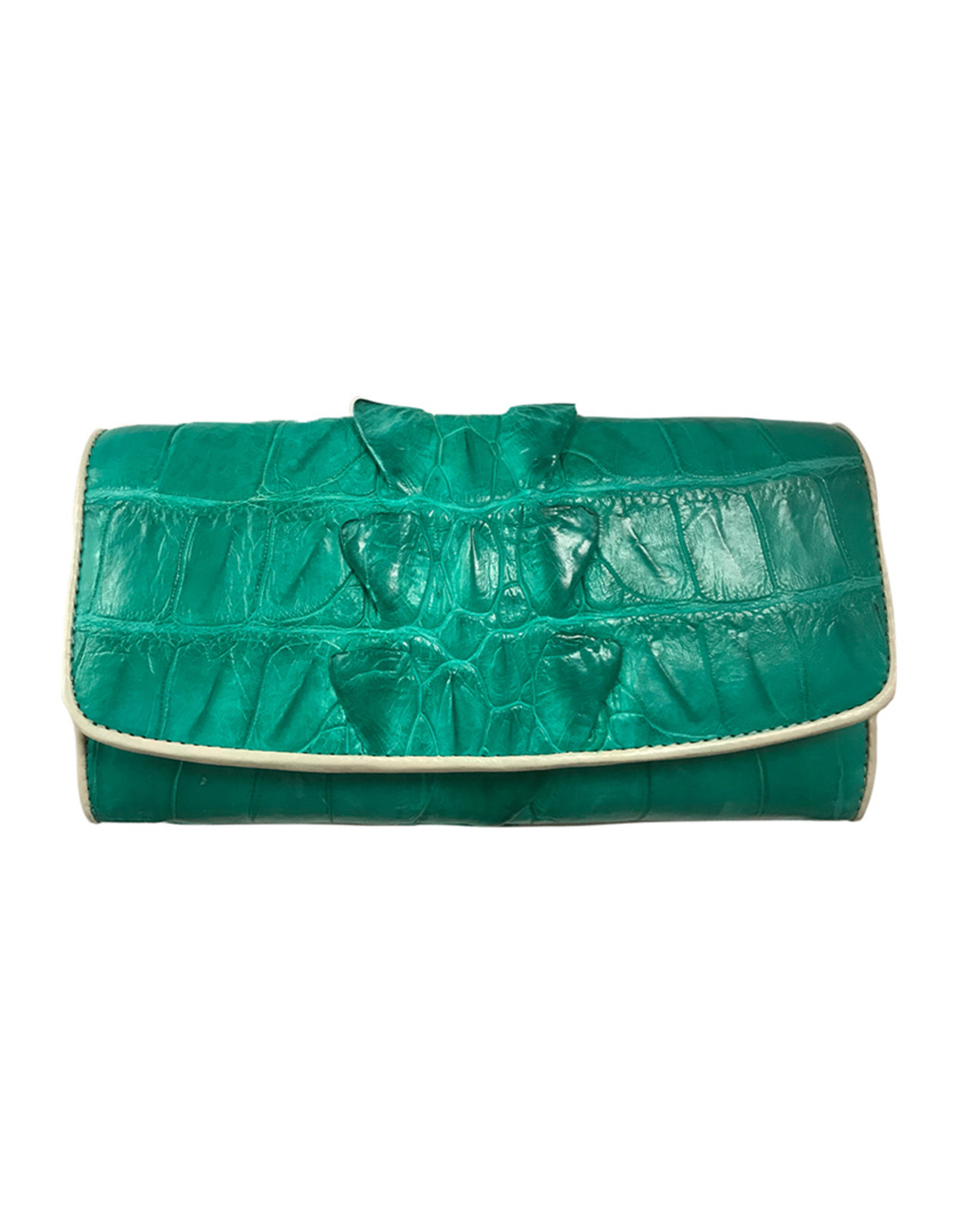 Crocodile & Stingray Products Ladies Crocodile Wallet