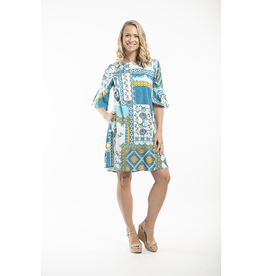 Orientique Oia Contemporary Dress