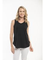 Orientique Essentials Cami 11309 in Black