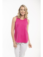 Orientique Essentials Cami 11309 in Pink