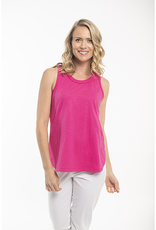 Orientique Essentials Cami 11309 in Pink
