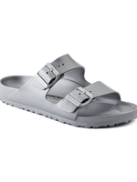 Birkenstock Arizona - EVA in Metallic Silver
