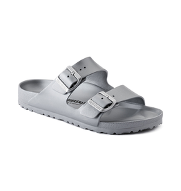 Birkenstock Arizona - EVA in Metallic Silver (EVA)