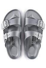 Birkenstock Arizona - EVA in Metallic Silver