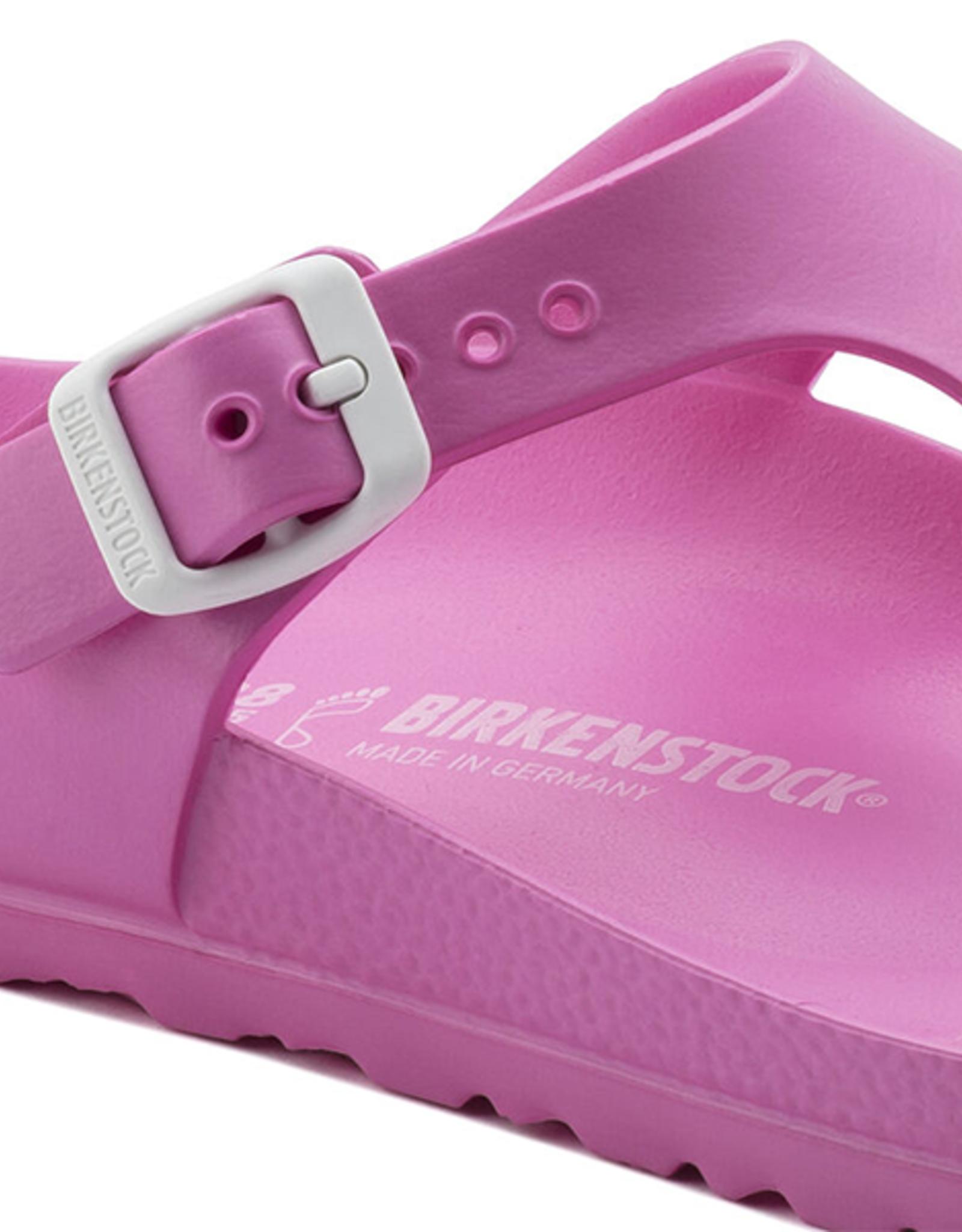 Birkenstock Gizeh EVA in Neon Pink