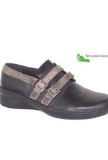 Naot Footwear Celesta in Black Combo