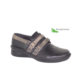 Naot Footwear Celesta in Black Combo