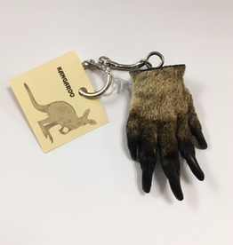 Crocodile & Stingray Products Kangaroo Paw Keyring