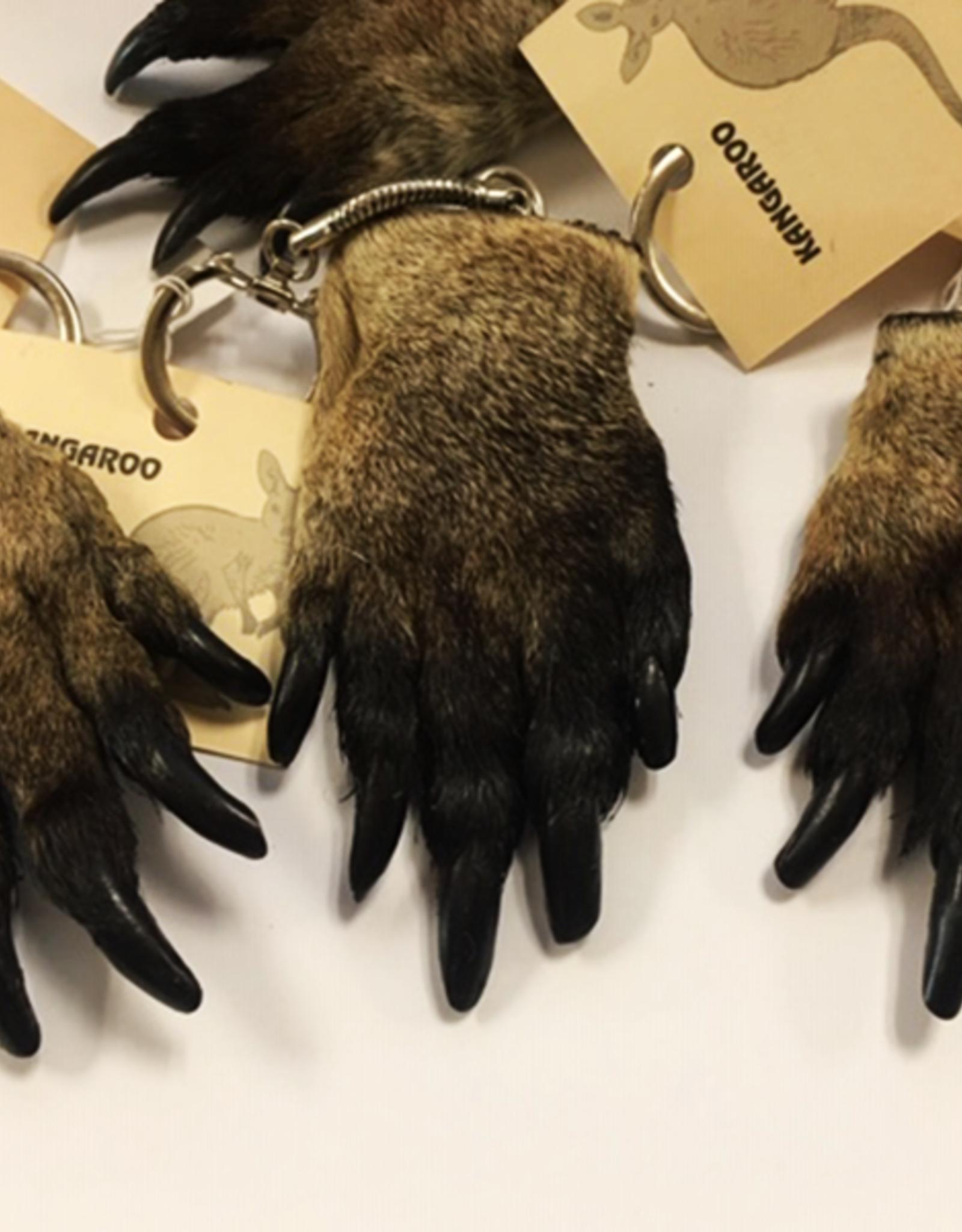 Crocodile & Stingray Products Kangaroo Paw Keyring