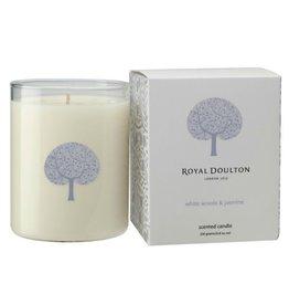 White Woods & Jasmine Candle