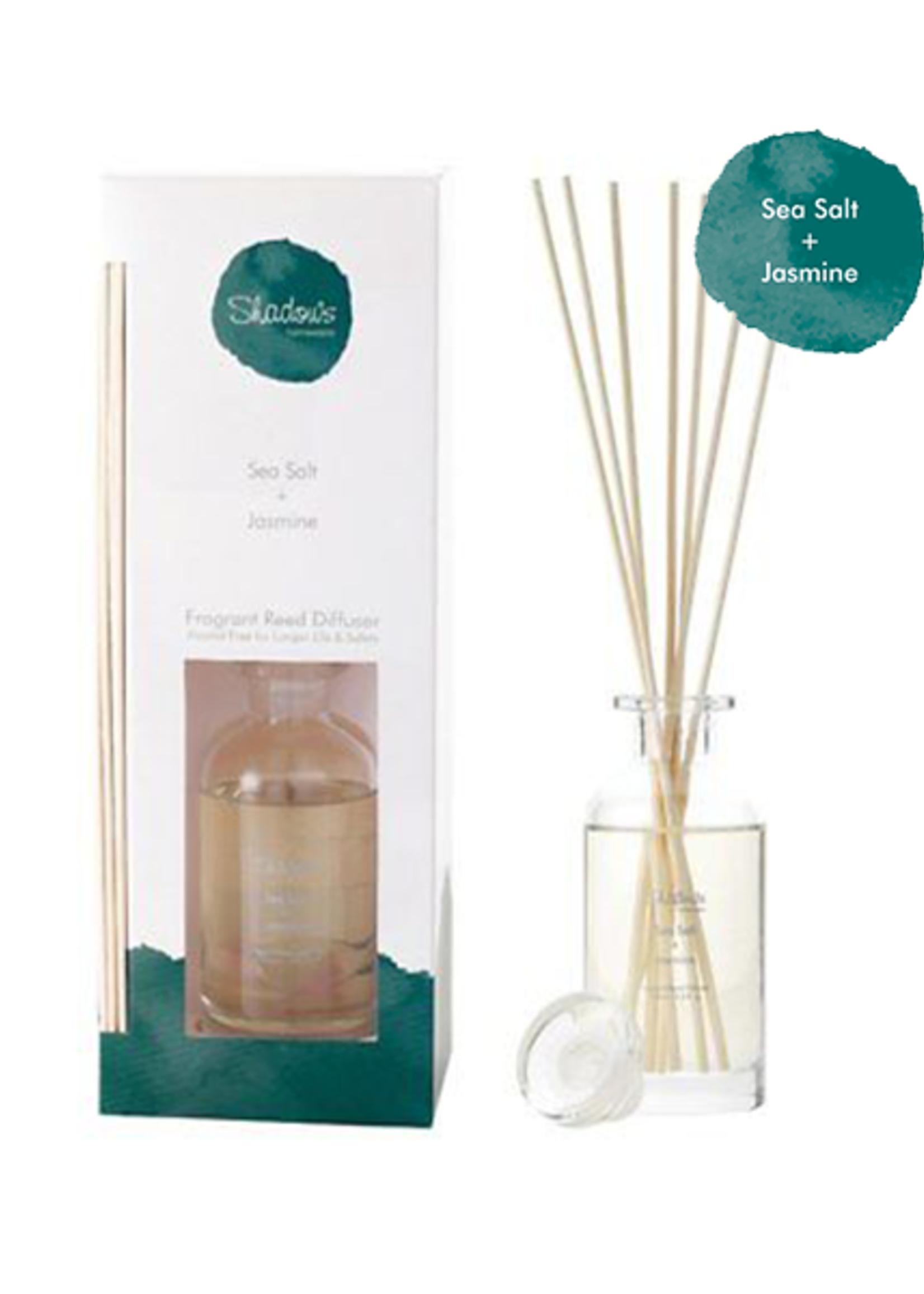 Classique Sea Salt & Jasmine 125ml Diffuser