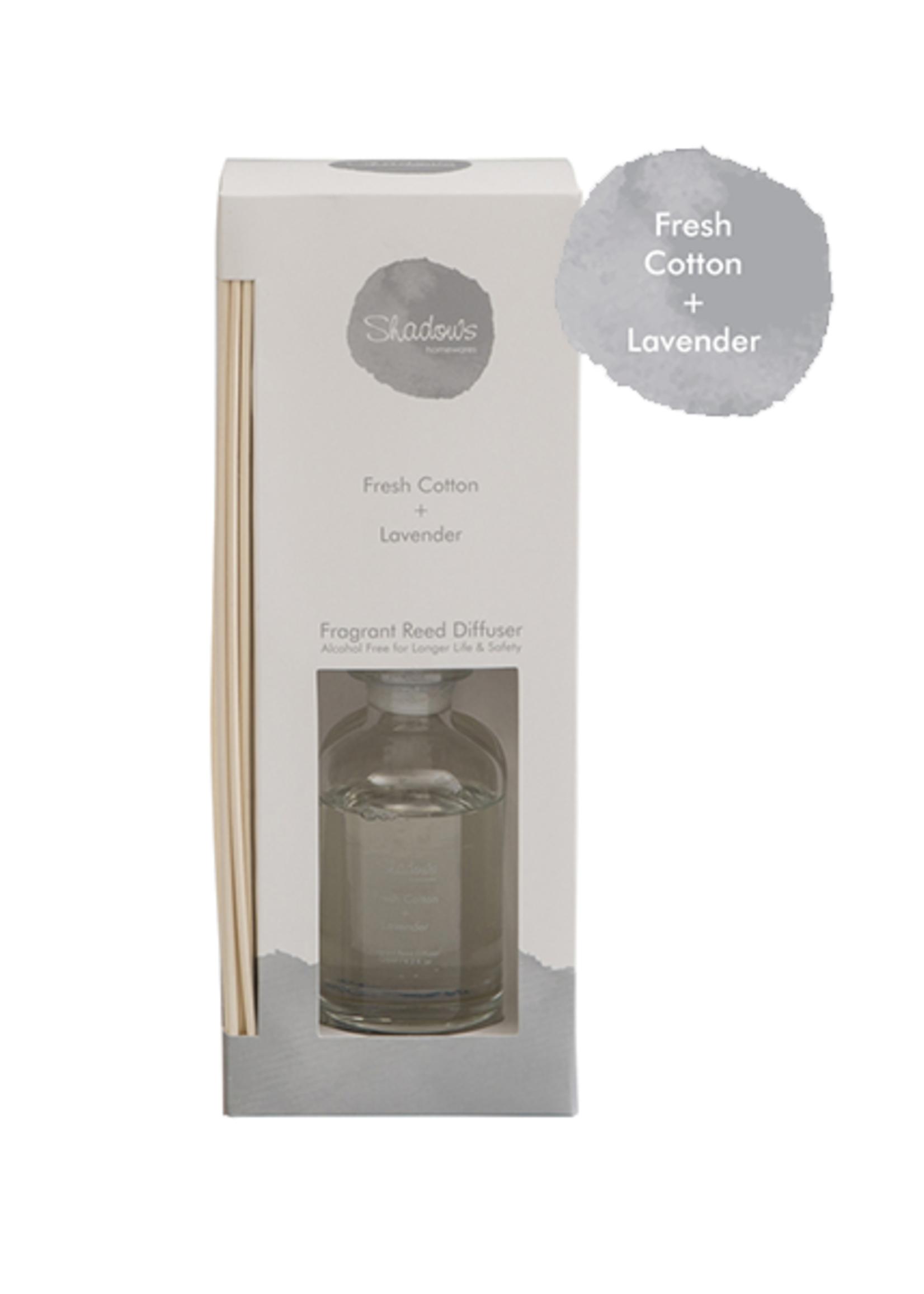 Classique Fresh Cotton & Lavender 125ml Diffuser